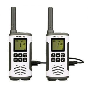 walkie talkie ricaricabili
